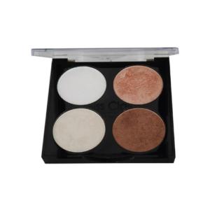 Miss Claire Bronze & Highlighter Makeup Studio Palette, 8g