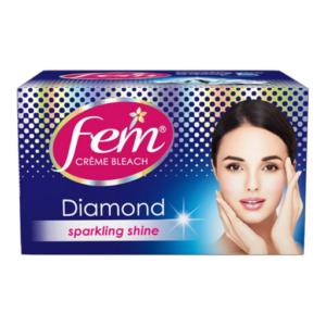 Fem Fairness Naturals Diamond Bleach, 30g