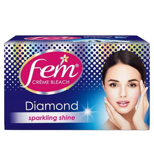 Fem Fairness Naturals Diamond Bleach, 10g
