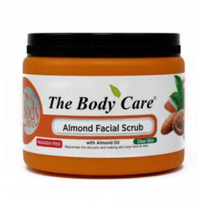 The Body Care Almond Facial Scrub, 100ml