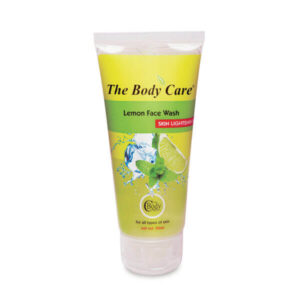 The Body Care Lemon Face Wash, 100ml