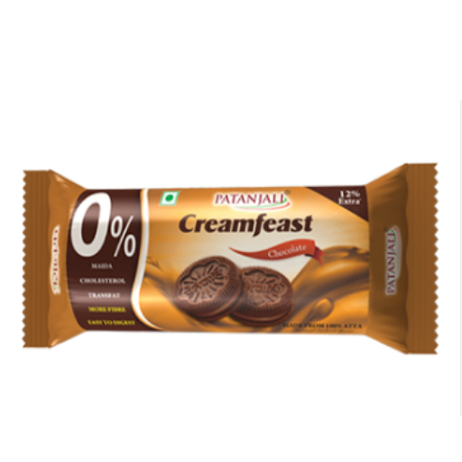 Patanjali Cream Feast Choco