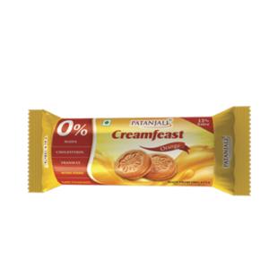 Patanjali Creamfeast Orange