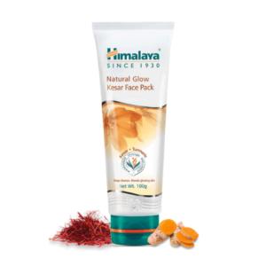 Himalaya Natural Glow Kesar Face Pack