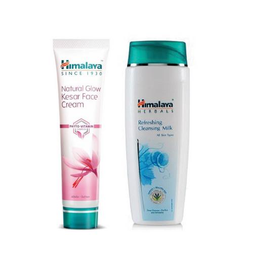 Himalaya natural glow kesar face cream