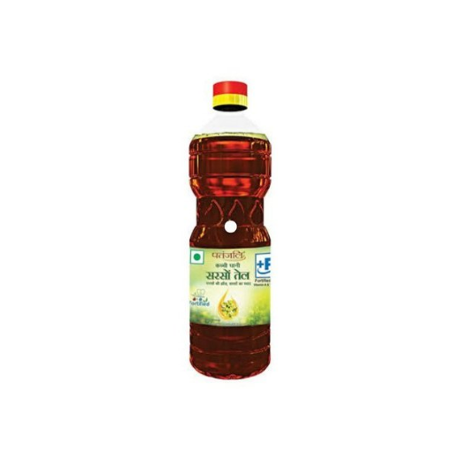 Patanjali Mustard Oil Bottle