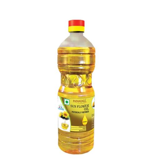 Patanjali Sunflower Oil Bottel