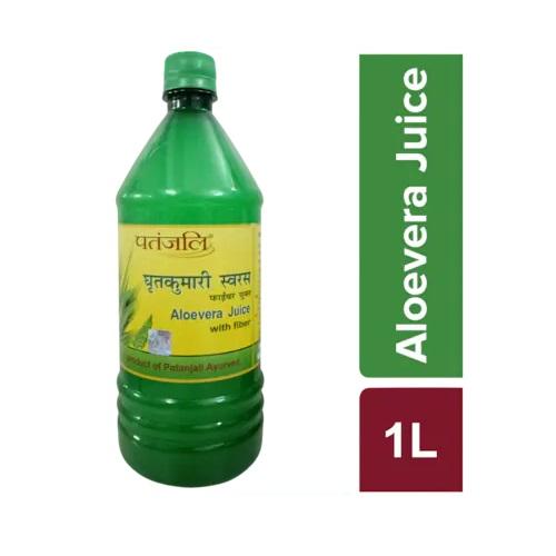 Patanjali Aloevera Juice 1